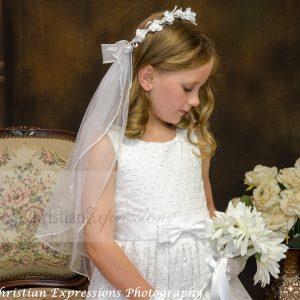 Cotton First Communion Dresses