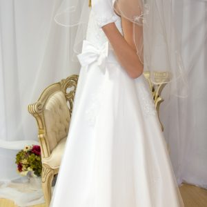 Designer First Holy Communion Dresses Beaded Organza