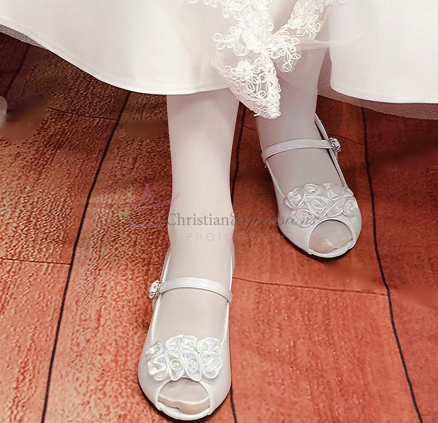 Permalink to First Communion Shoes