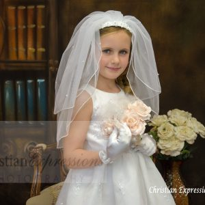 embroidered first communion dresses