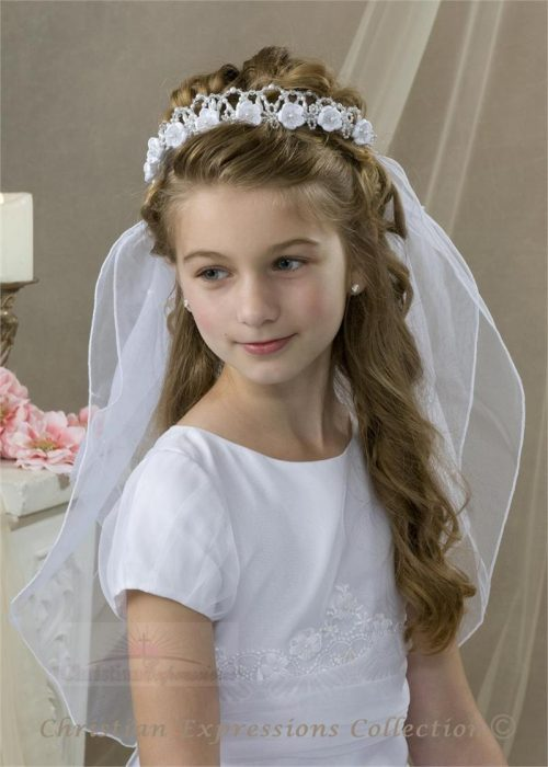 Out of Stock First Communion Veils