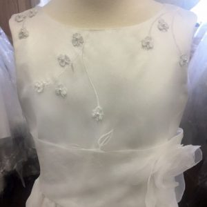 Irish Shamrocks Communion Dress