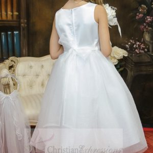 white first holy communion dresses size 10