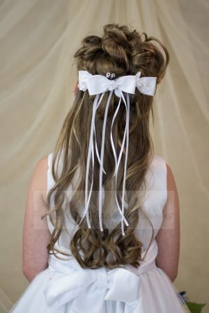 First Communion Headpieces