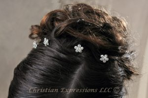 Communion Hairpins