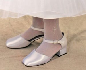 First Communion Hosiery