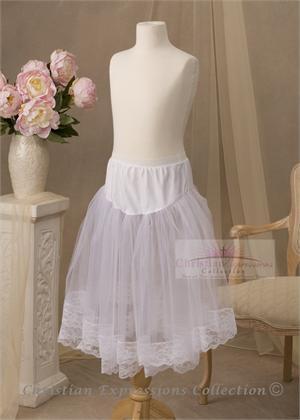 First Communion Petticoats