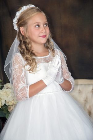First Communion Dresses-Discount
