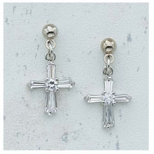 Children's Christian Earrings