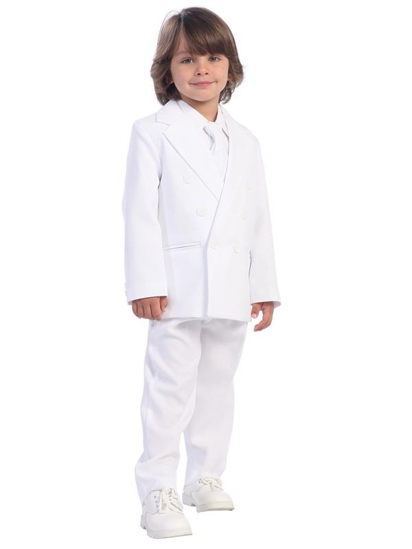 Boys Double Breasted First Communion Suit