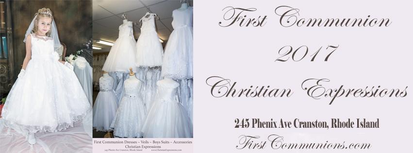 First Communion Dresses Season 2017