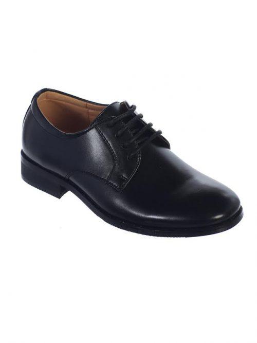 Boys Black First Communion Shoes