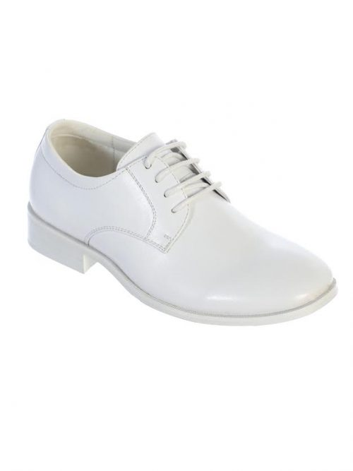 boys white first communion shoes