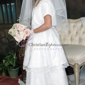 Double-Embroidered-Skirt-First-Communion-Dress-with-Jacket-Size-6