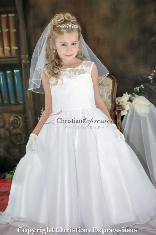 First Communion Dresses Free Shipping