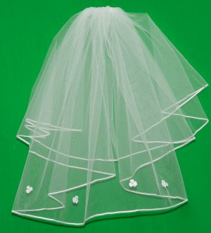 irish-shamrock-first-communion-veil