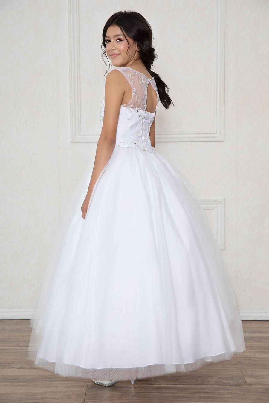Long Communion Dress