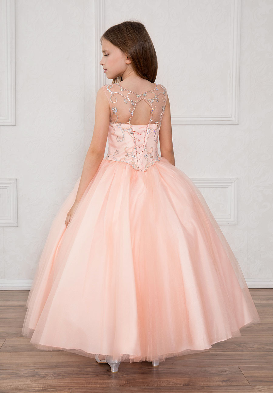 Girls Party Dresses 7 16