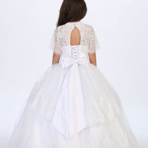 Gorgeous First Communion Ball Gowns for Girls