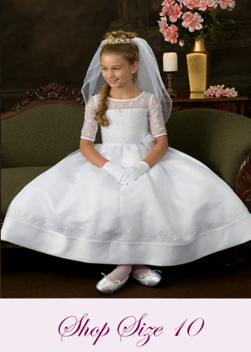 First Communion Dresses Size 10