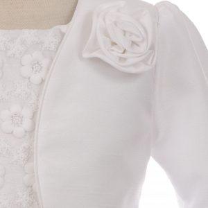 long-sleeve-satin-bolero-with-flower-close