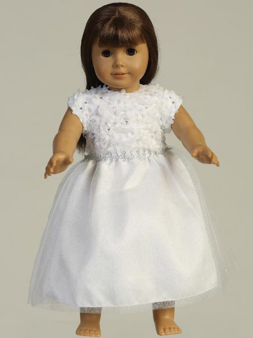 First Communion Doll Dresses