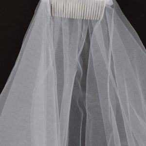 Flower Comb First Holy Communion Veils