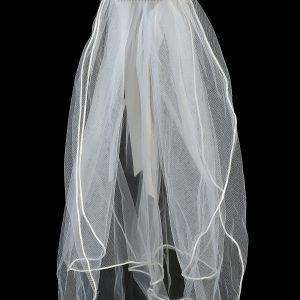 Flower Pearl First Communion Veils