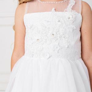 New Style Girls Short Length First Communion Dress
