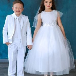 Boys and Girls First Communion Outfits