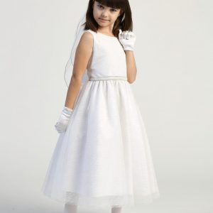 First Communion Dress for young girls