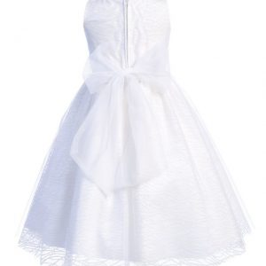 Simple First Communion Dress for this Season