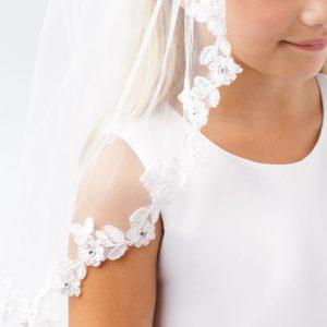 Beautiful Lace Holy Communion Veils