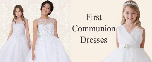 Cheap First Communion Dresses