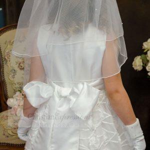 Chiffon First Communion Dresses