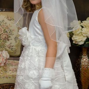 Chiffon Holy Communion Dresses