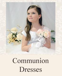 Elegant First Communion Dresses