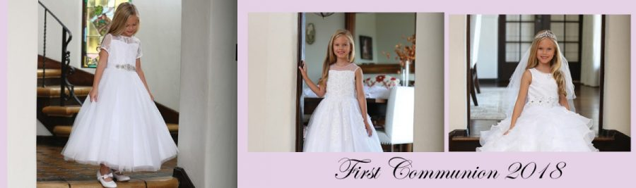 First Communion Dresses on Sale 2018