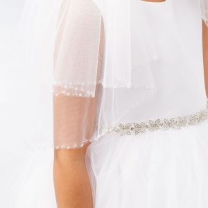 Beaded Communion Veils for Sale