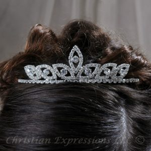 First Holy Communion Crystsal Tiara