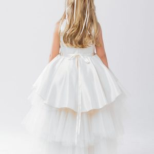 Multi Layered First Communion Dress