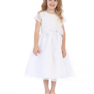 Lace-First-Communion-Dress-with-Tulle-Skirt-Large-Bow