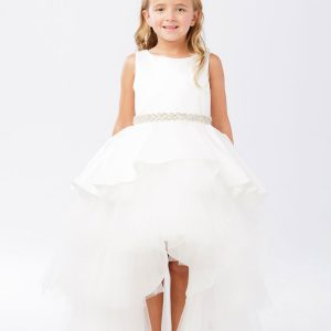 Multi Layered First Holy Communion Dress