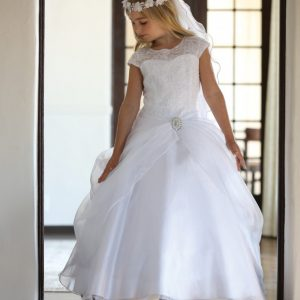 Italian First Communion Dress