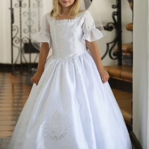 Our Lady of Guadalupe First Communion Dress