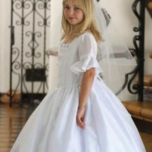 Our Lady of Guadalupe Spanish First Communion Dresses