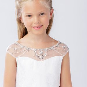 Rhinestone-Crystal-Beaded-First-Communion-Dress