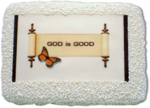 God Is Good First Communion Sugar Cookie Favors