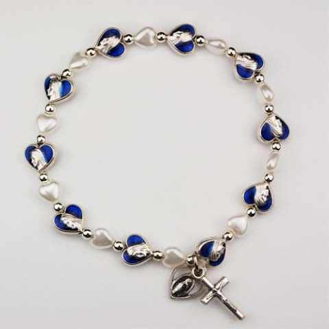Miraculous Mary Stretch Bracelet for Children